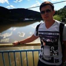 โพรไฟล์ผู้ใช้ Sergey
