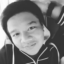 Saiful felhasználói profilja