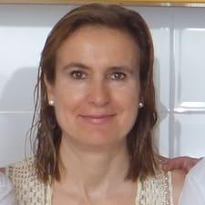 Henkilön Isabel käyttäjäprofiili