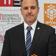 Профиль пользователя Jose Antonio