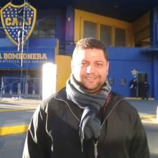Tiago Brukerprofil