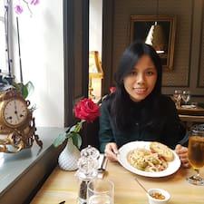 Mei Ting felhasználói profilja