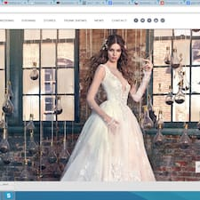 Olga felhasználói profilja