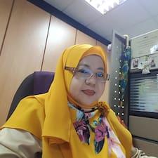 Hasnah User Profile
