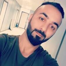 Nader felhasználói profilja