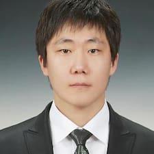 Profil utilisateur de Junghoon