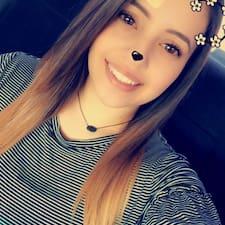 Jen felhasználói profilja