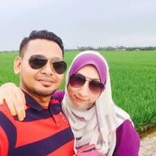 Профиль пользователя Siti Hamizah