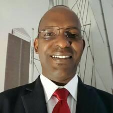 Souleymane felhasználói profilja