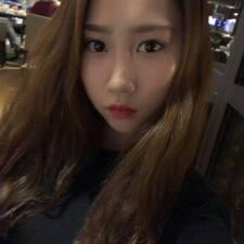 희나 felhasználói profilja
