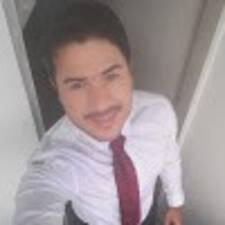 Geraldo felhasználói profilja
