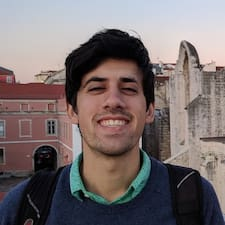Perfil do utilizador de Adam