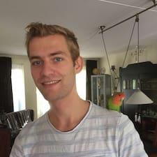 Perfil do utilizador de Maarten