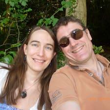 Nutzerprofil von Véronique & Benjamin