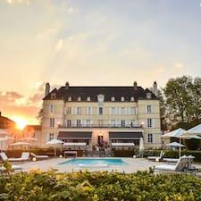 Perfil de usuario de Chateau De Saulon