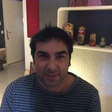 Profil utilisateur de Anthony
