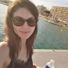 Profil Pengguna Veronika
