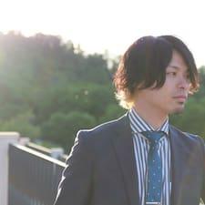 Profil utilisateur de 健吾