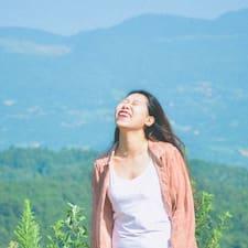 游泳 - Uživatelský profil