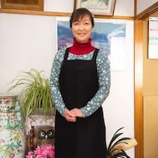 Profil utilisateur de Yasuko