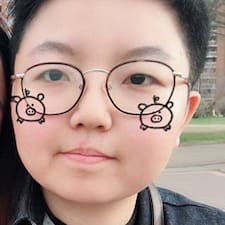 Jackie felhasználói profilja