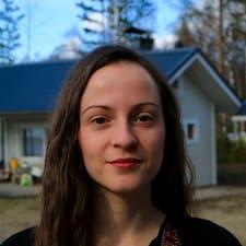 Henkilön Viktoria käyttäjäprofiili