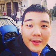 Profil utilisateur de Jinsung