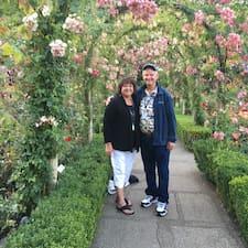 Nutzerprofil von Rosemary & Brian