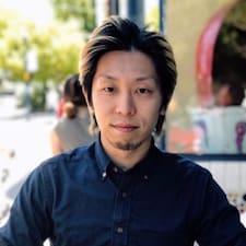 Gebruikersprofiel Hiro