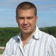 Dmitro的用戶個人資料