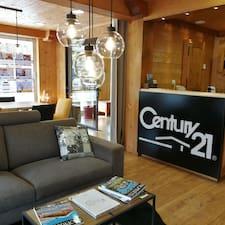 Century 21的用戶個人資料