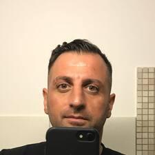 Mesut User Profile