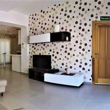 Oasis Rooms Brukerprofil