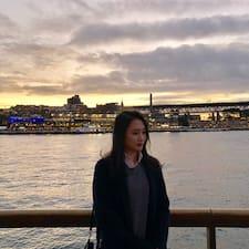 Sophie Zixin User Profile