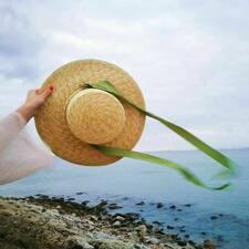 青 Brukerprofil