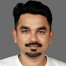 Profil utilisateur de Rudraksha