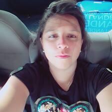 Aracelys felhasználói profilja