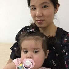 Profil utilisateur de Guangmei