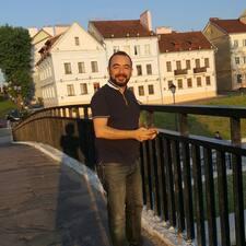 Zafer Brukerprofil