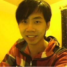 Yue felhasználói profilja