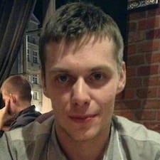 Gebruikersprofiel Павел