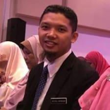Profil Pengguna Aizal Arman