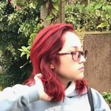 Profil utilisateur de Débora Juliane