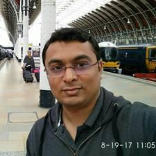 Användarprofil för Vivek