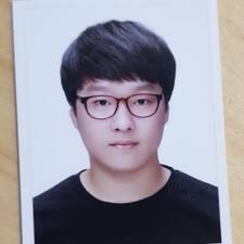 Perfil do usuário de Wonjun