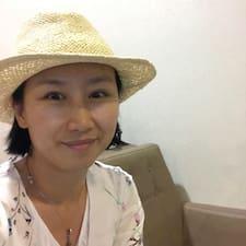 Eunjoo felhasználói profilja