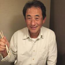 伸彦さんのプロフィール
