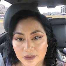 Glenda felhasználói profilja