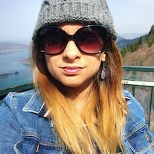 Profil utilisateur de Andreza