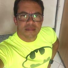 Perfil do utilizador de Rafael